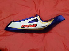 SUZUKI GSXR 600 SRAD CORONA 2000 REAR RIGHT TAIL FAIRING PANEL