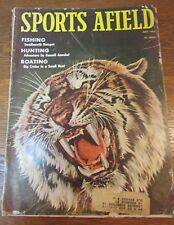 Sports afield Magazine Deer Special Bird Hunting JULY 1957