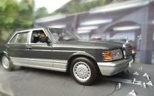 007 JAMES BOND Mercedes S-Class W126 - 1:43 BOXED CAR MODEL Tomorrow never dies