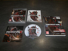 JEU PS3 PROTOTYPE 2 EDITION LIMITEE VFI COMPLET ACTIVISION OCCASION