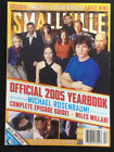 Smallville Magazine Official 2005 Yearbook. Complete Episode Guide Miles Millar