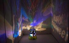 Happy Halloween Spook Master Projector Lights//Pumpkin//Witches//Bats//Spider