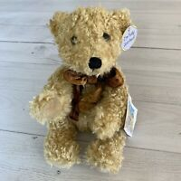 Vintage Commonwealth Animal Alley Jointed Teddy Bear