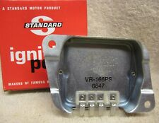 1962-92 AMC Ford Lincoln Mercury Jeep VR-166 Transistorized VOLTAGE REGULATOR