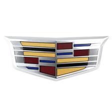 Oem New Front Bumper Grille Emblem Badge 2016-2019 Cadillac Ats Cts 23180160 (Fits: Cadillac)