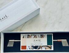 *New* Ge Café Brushed Stainless Steel Dishwasher Handle Kit