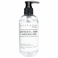 MATRIXYL 3000™ ARGIRELINE™ peptide Serum Organic Hyaluronic Acid 8oz Bottle