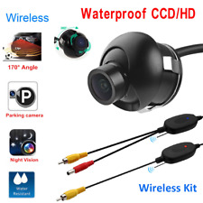 Wireless Car 360° Adjustable Night View Waterproof Reverse Backup Parking Camera