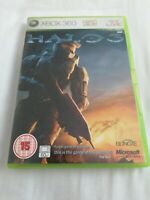 Xbox 360 Games Halo 3 complete game with Manual Old School Gaming Shooter VGC
