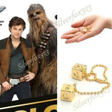 NEW Solo A Star Wars Story Han Solo Dice Lucky Sabacc Dice Millennium Falcon
