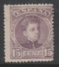 Lightly Hinged Single Spanish & Colonies Stamps