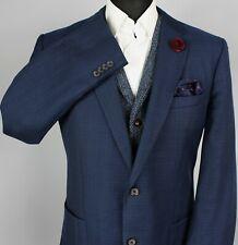 Blue Jacket Blazer Tommy Hilfiger Wool 44R SUPERB COLOUR 2900