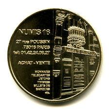 75016 Numis 16, 2008, Monnaie de Paris