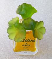 RARE Vintage Mini Eau Parfum ✿ CABOTINE de GRES ✿ Eau Perfume PARIS (3,5ml) NEW