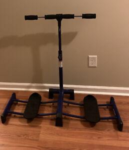 Leg Master Exerciser Thigh Glider Machine Great Condition