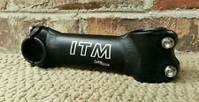 """ITM Big One 120mm MTB Stem 1-1/8"""" Threadless Retro Mountain Removable Face Plate"""