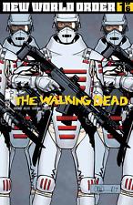 The Walking Dead 175 1st print Image Comics AMC Zombie New World Order Pt 1