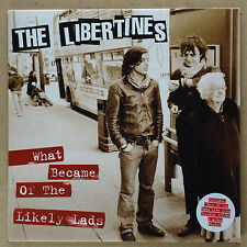 "THE LIBERTINES - What became of of the likely Lads ***7""-Vinyl + Poster***NEW***"