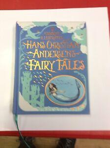 Hans Christian Andersens - Usborne Illustrated Fairy Tales - Like New