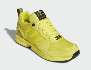 Mens Adidas ZX 5000 Torsion Bright Yellow Shock Cyan FZ4645