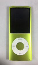 Apple iPod Mb745Ll Model:A1285 Green 8gb With Songs (Read)