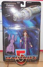 1997 Babylon 5 Ambassador Delenn with Minbari Flyer Action Figure NRFP VHTF