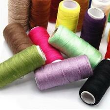 24 Mixed Color Sewing Thread Yarn Set Spools Advanced Polyester  Multi Purpose