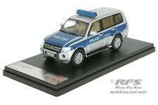 Mitsubishi Pajero - Baujahr 2012 - Polizei Deutschland - 1:43 Premium X 504