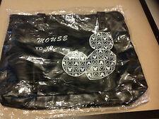 "Designer Style Women/Lady highquality Hand bag Purse 11"" H x 16 ""L Bags Black"