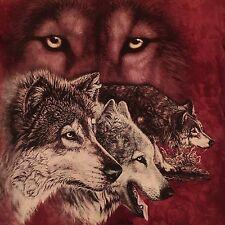mountain Hidden Wolves t shirt-Gardner art-Living Treasures Wild Animal Park-M