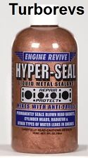 ENGINE BLOCK HEAD GASKET REPAIR HYPER SEAL RADIATOR SEALER PETROL OR DIESEL