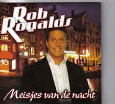 Rob Ronalds-De Meisjes Van De Nacht cd single