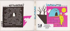 Conshafter - Bombs Away, Baby - Rare Radio Promotional CD - 1205