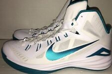 Nike PE Unreleased White Turquoise  Player Edition Hyperdunk Size 12