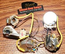 Gibson Flying V Pot Control Assembly CTS Potentiometer Guitar Parts Project T