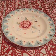 Emma Bridgewater Rose & Bee 6.5  Plate Best New Discontinued