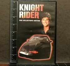 Knight Rider Collector's Edition Knight of Phoenix VHS David Hasselhoff Kit Car