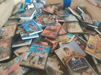 DVD Assorted Box Lots - 50 DVDs -  Bulk DVD Lot Wholesale Movies Only A+ Titles