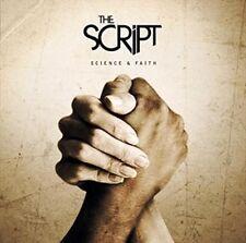 Science & Faith by The Script (Vinyl, Mar-2016, Legacy)