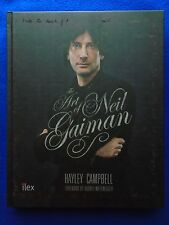 ~~ THE ART OF NEIL GAIMAN HARDCOVER ~ PUBLISHED IN ENGLAND 2014 ~ AWESOME BOOK!