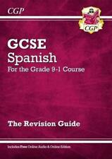 NUEVO GCSE ESPAÑOL Revision Guide - For The TIPO 9-1 CAMPO (con Edición en línea