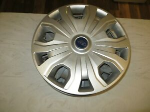 """2014-2020 Ford Transit Connect silver 16"""" Mid Series Wheel Cover Hub Cap new OEM"""