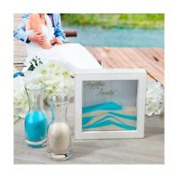 Wedding Sand Ceremony Shadow Box Frame Blended Family Unity Set Kit Supplies