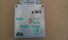 EA II FORD FALCON 3.9 4 sp AT ECU 90DA-12A650-DD   #1867-47 AD