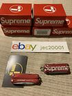 Supreme Leatherman Squirt Multi Tool Red