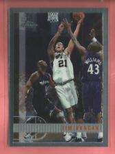 1997-98 Topps Chrome Tim Duncan RC # 115