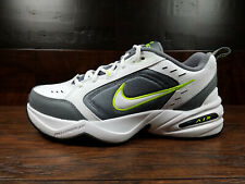 Nike Air Monarch IV (White / Cool Grey) NSW [415445-100] Mens 8-12