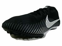 Nike Zoom Rival M 9 Track Shoes Size 3-5.5 Youth Black Track & Field AH1020-002