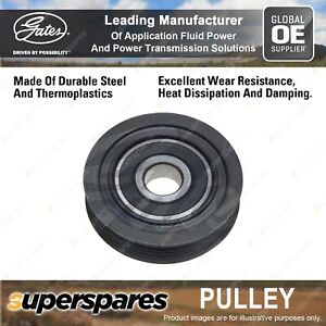 Gates Overrunning Alternator Pulley for Ford Probe 2.5L Coupe 1994-1998