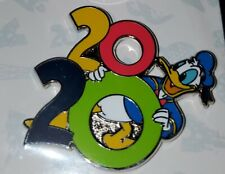 Disney Pin 2020 Donald Duck From 2020 Booster Set New FREE SHIPPING